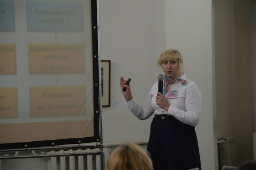 HRPRCamp 2015 конференция от Студия  Сорокина и Кулинкович Марина Кирий 500x332 Отчет о международной конференции выставке «HRPR Camp»: управление персоналом, PR и автоматизация
