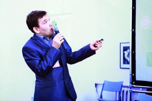 HRPRCamp 2015 конференция от Студия  Сорокина и Кулинкович Сергей Кулыгин 500x333 Отчет о международной конференции выставке «HRPR Camp»: управление персоналом, PR и автоматизация