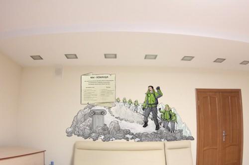 Студия Сорокина проект корпоративная культура БПС Сбербанк15 500x333 Визуализация и упаковка банковской корпоративной культуры. Кейс