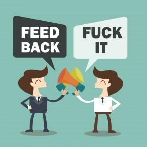 FEED BACK 290x290 Обратная связь   это плохо. Новейшие мнения экспертов.построение системы обучения персонала Обучение HR менеджеров
