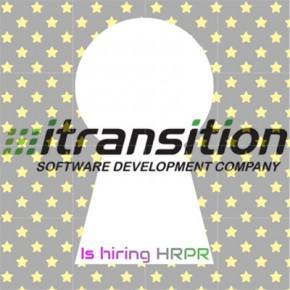 Вакансия IT-рекрутера для HRPR
